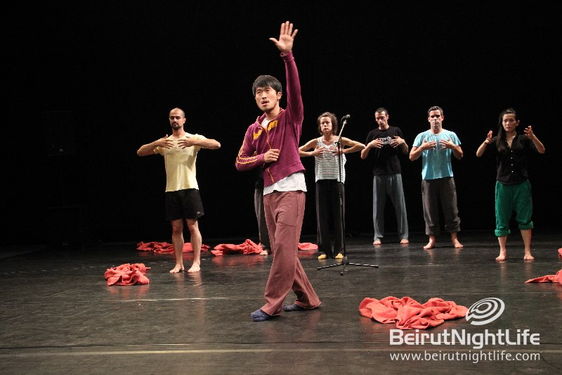 Falling Grace – Beirut International Platform of Dance 2011