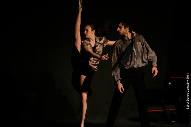Beirut Dance Company- A Mixed Contemporary Dance Show