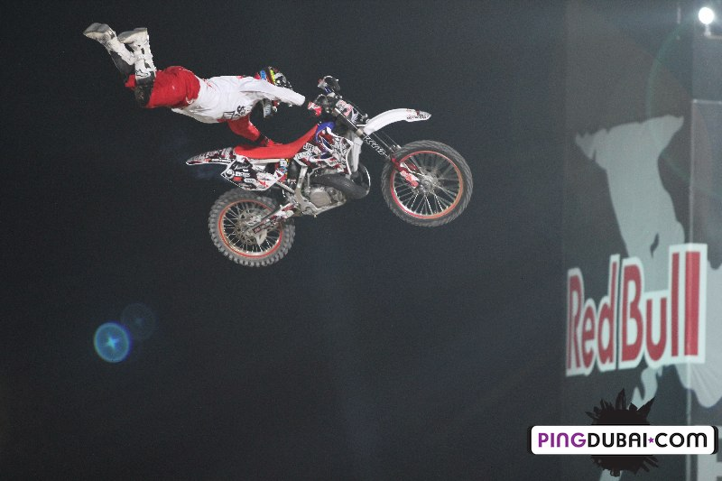 Thrilling Red Bull X-Fighters Sensation