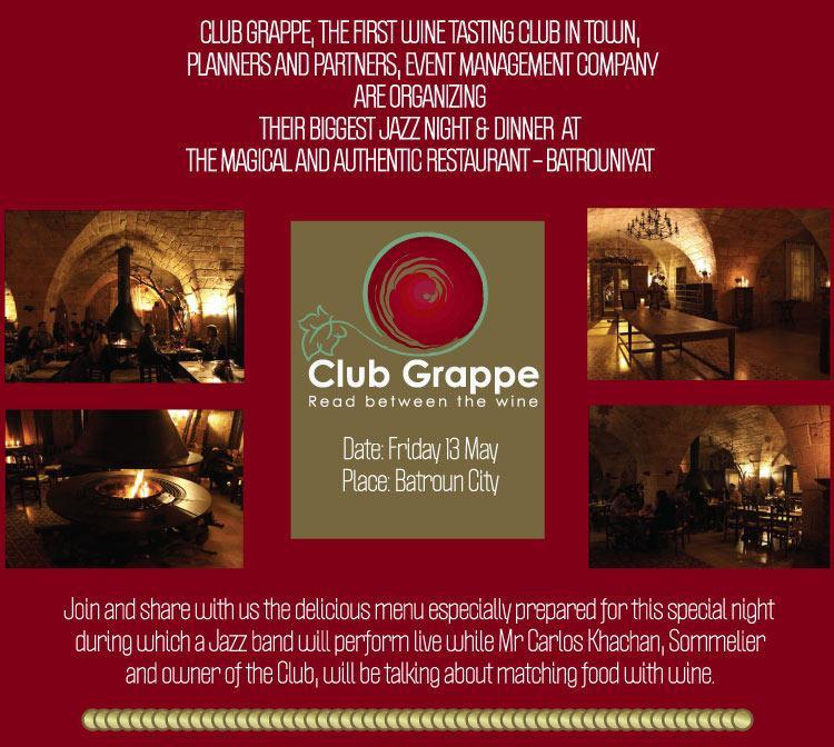 Batrouniyat Live Jazz And Wine Diner