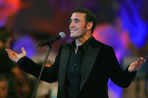 Kazem As Saher At Beiteddine Festival
