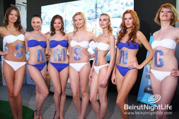 Samsung's Smart TV is Slick and Sexy at the Beirut Boat