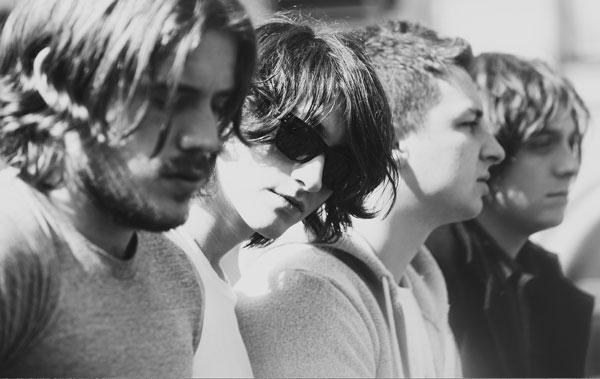 UK's Arctic Monkeys : Fourth time around