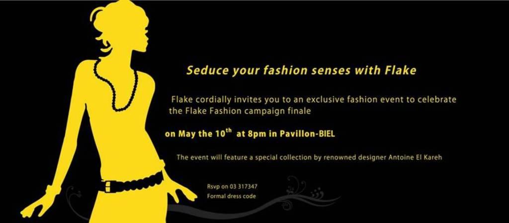 Seduce Your Fashion Senses with Flake