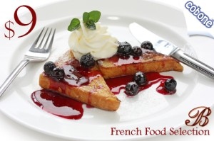 Hot Deal: Experience Le Bistro for Less