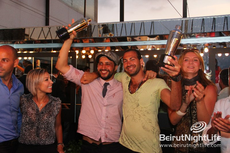 Diageo's World Class Bartending Competition Comes to Lebanon