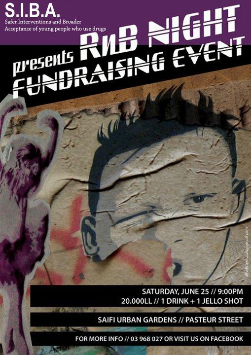 SIBA RnB Night Fundraising Event