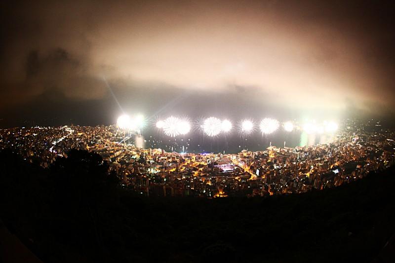 Jounieh International Festival Kicks Off Sky High