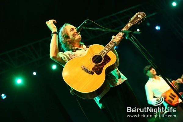 Roger Hodgson Rocks Beirut!