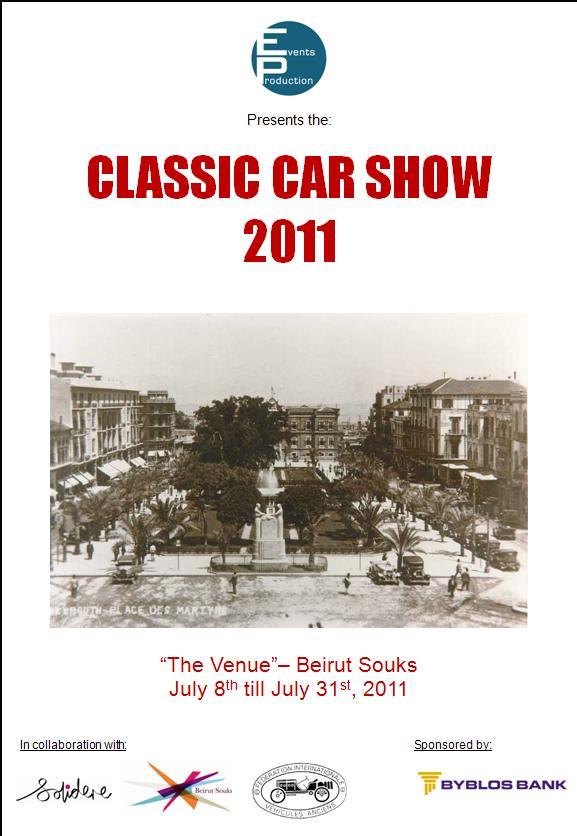 Classic Car Show 2011