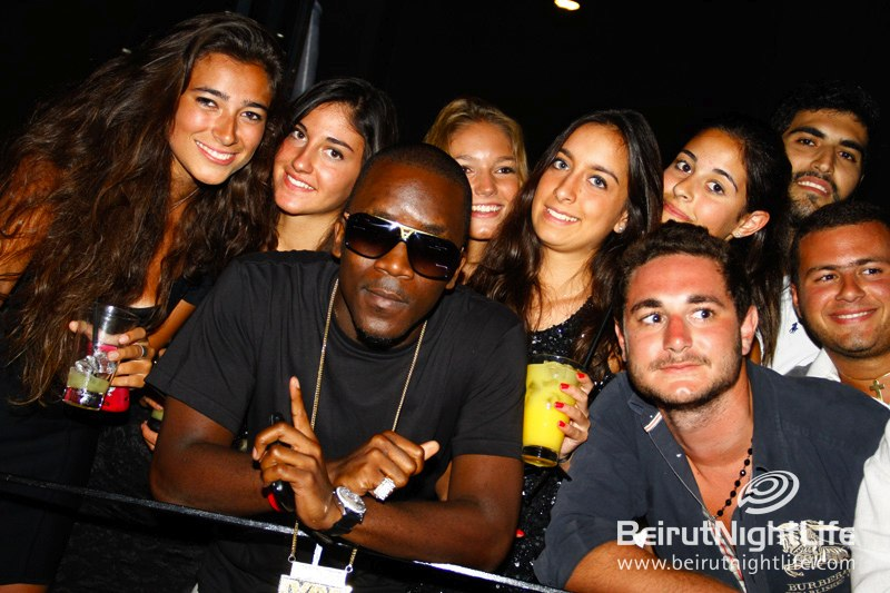 Iyaz Performs at Pier 7