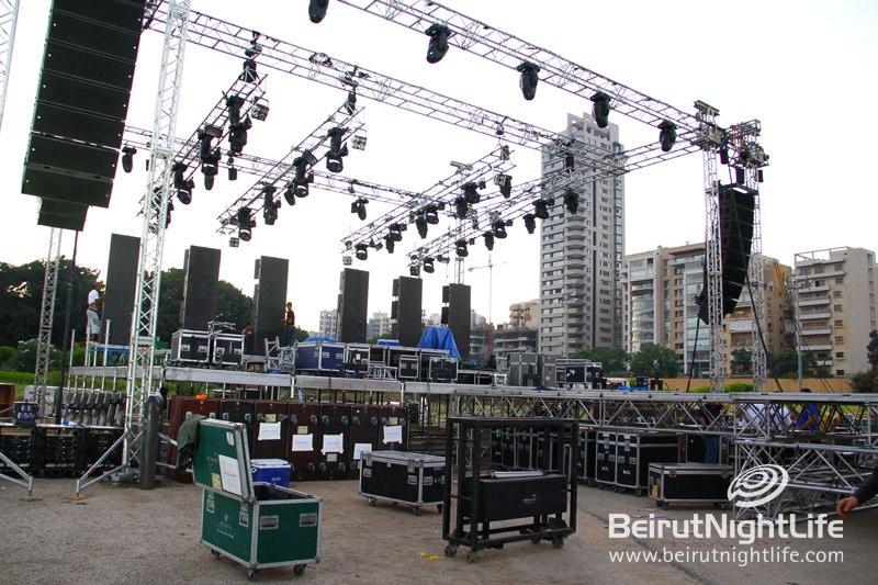 An Exclusive Sneak Peak Into Mashrou' Leila's Hippodrome Concert Event