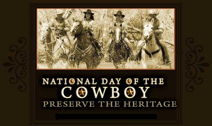 El Rancho's 4th Anniversary And The National Day Of The Cowboy