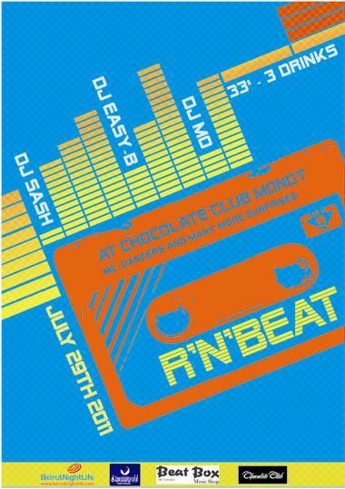 Rnbeat At Chocolate Club