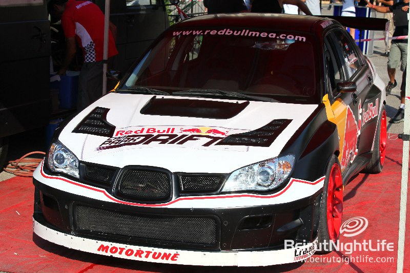 Red Bull Car Park Drift 2011 – Jounieh Qualifications