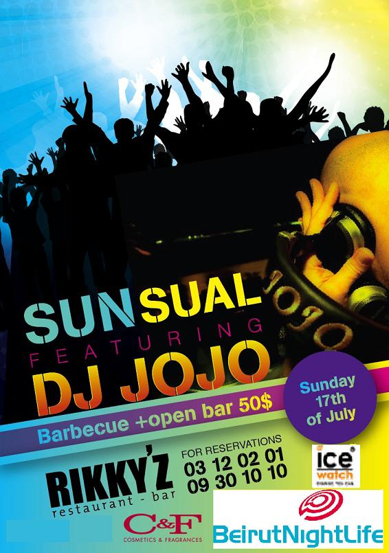 Sun-Sual At Rikky'z
