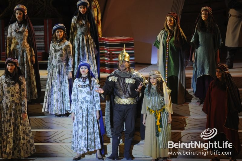 Baalbeck International Festival 2011: From the Days of Saladin Lebanese Nights