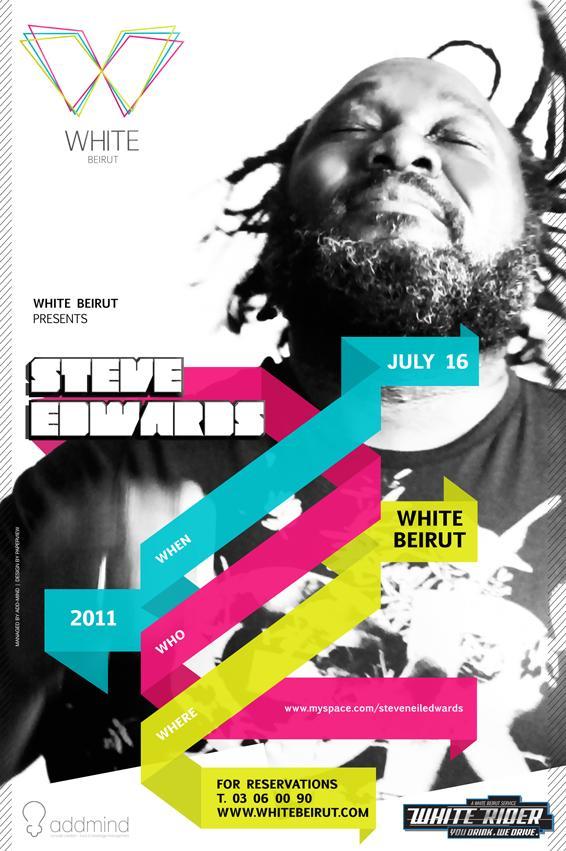 Steve Edwards At White