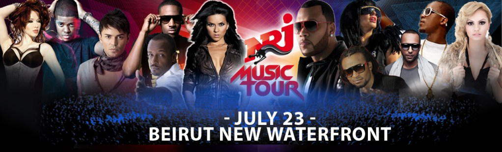 BNL CONTEST: WIN YOUR TICKET TO THE NRJ MUSIC TOUR 2011!