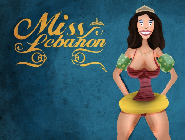miss lebanon.jpeg e1310401401133 La Wlooo!!!...Miss Lebanon 2011: The Bimbo Parade
