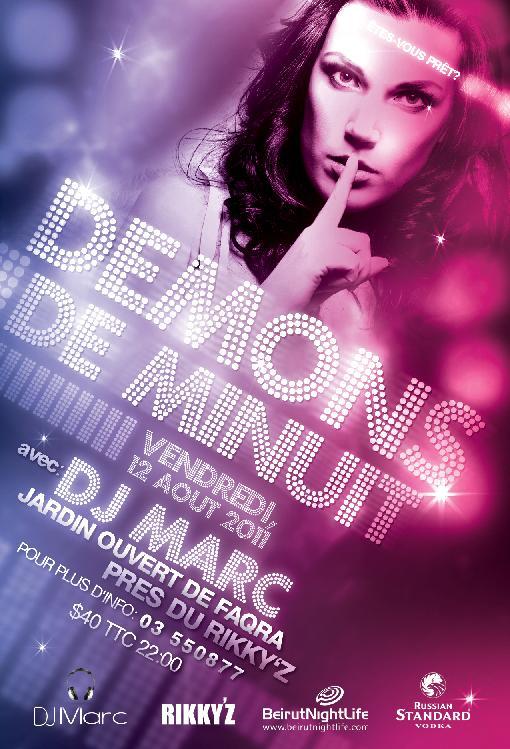 Demons De Minuit