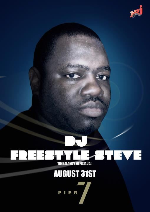Dj Freestyle Steve Live At Pier 7