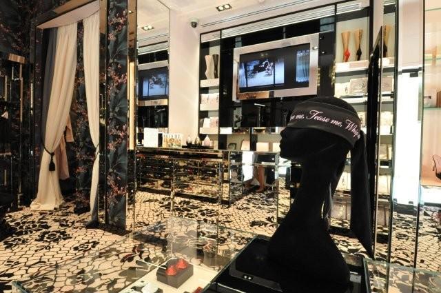 Agent Provocateur: Your Sensual Imagination Just Got Bigger in Beirut