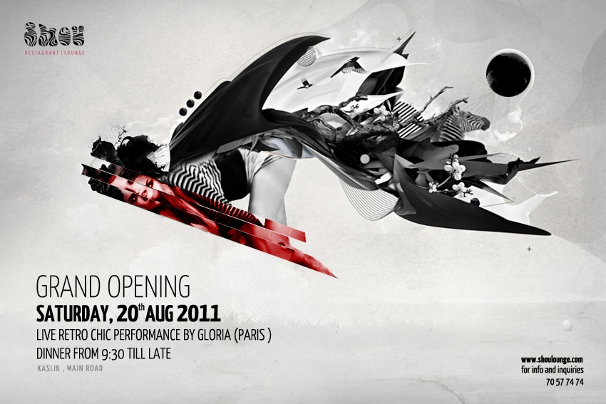 Shou Grand Opening