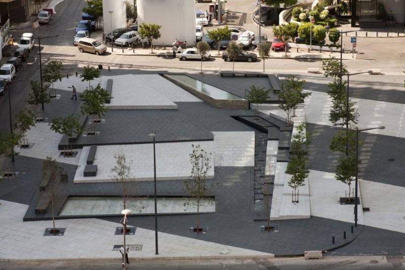 Zeytoune Square: Promenade Along the Corniche