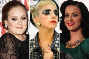 MTV EMA Nominees for the 2011 – Lady Gaga, Katy Perry or Adele