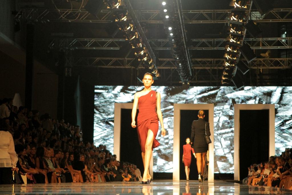 Third Year with MasterCard Aïshti Fashion Experience