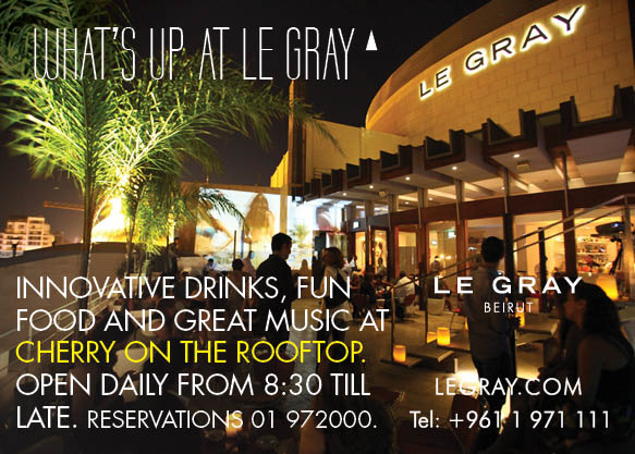 What's Up At Le Gray