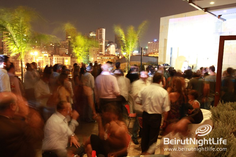 BeirutNightLife Celebrates Four New Achievements at Cherry on the Rooftop Le Gray Hotel