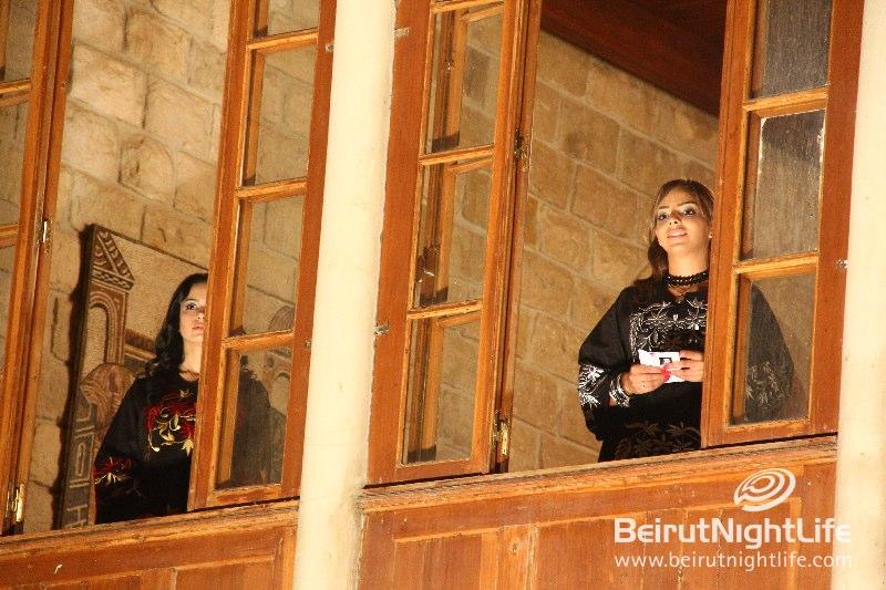 Preparing for Princess of Lebanon in Zahle