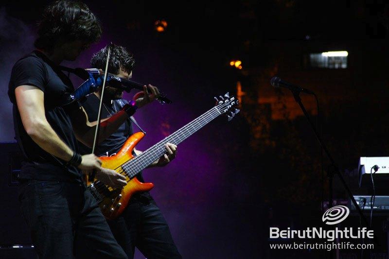 Serj Tankian: A Wonderful Performance at the Rock Festival 2011