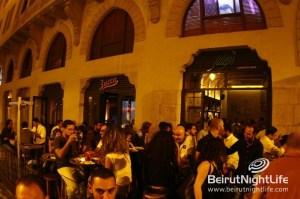 Uruguay Street: Friday Night's Fun in the Rain