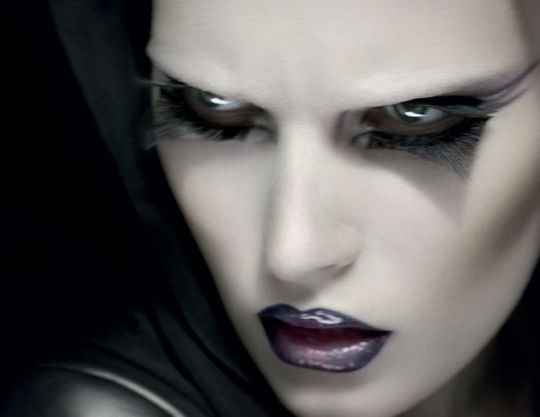 Gareth Pugh for Mac: Edge of Darkness
