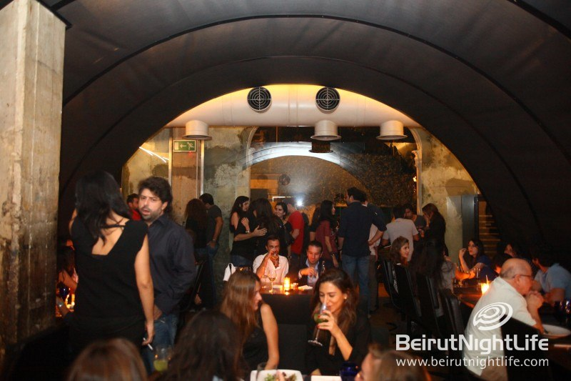 BNL Visits MYU Restaurant and Bar in Gemmayze