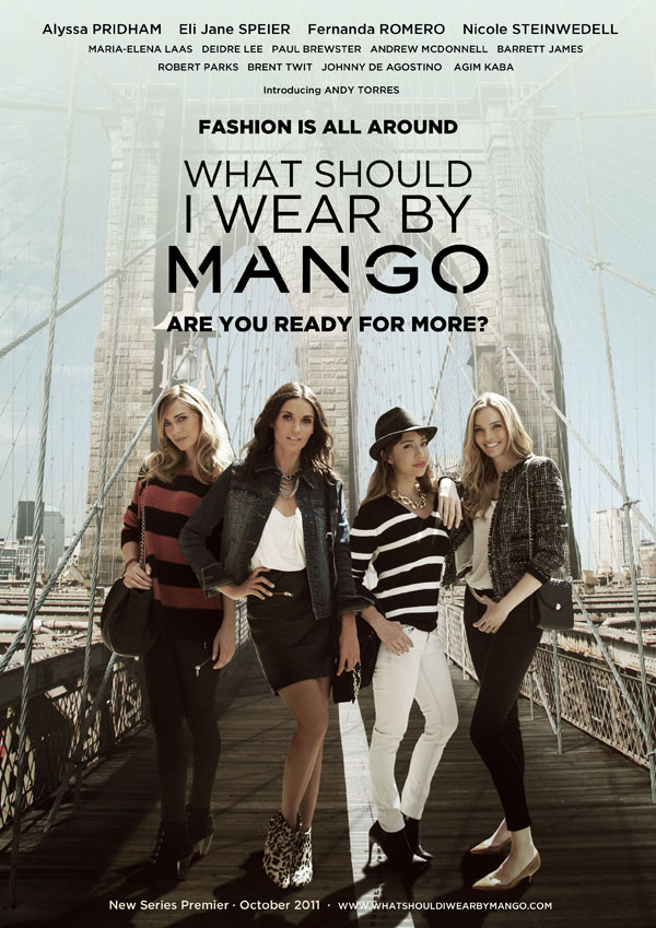 "MANGO Launches New ""What Should I Wear By MANGO"" Web Series"