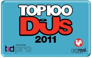 DJ Mag's Top 100 DJ's of 2011 OUT NOW!
