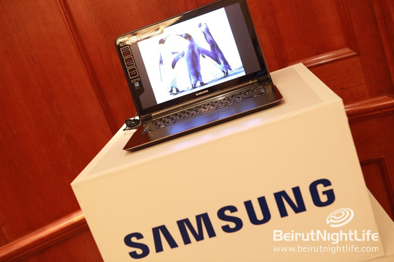 Samsung's SuperBright LED Screen Notebook Launches in Lebanon