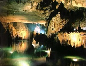 Jeita Grotto: Ranks at Number Nine Today in Seven Wonders of the World. Vote Now!