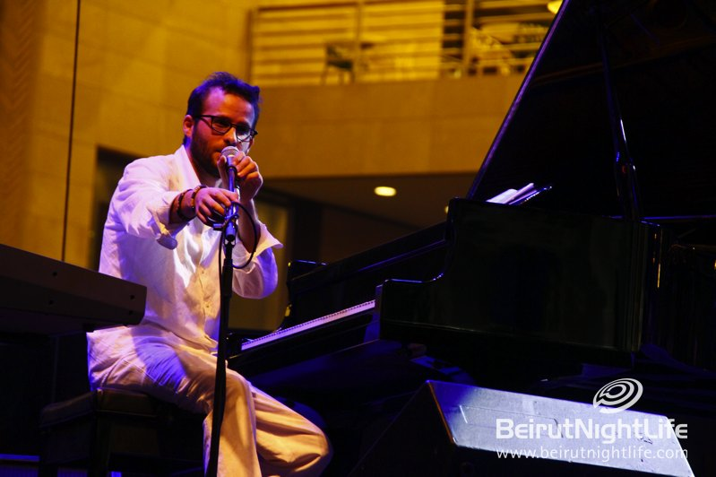 Beirut Jazz Festival 11 Continues with the Philippe El Hage Quintet
