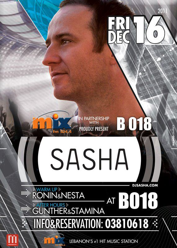 Sasha At B018