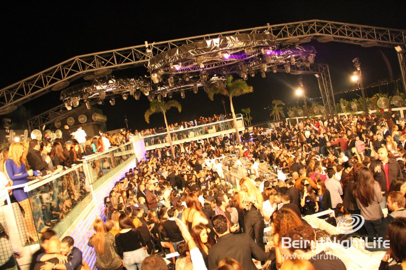 White Beirut Recaps a Season Full of Amazing Nights and Closes Its Rooftop for Winter