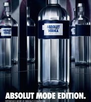 Absolut Mode Edition – Fashion and Glamour and Winning a Phone