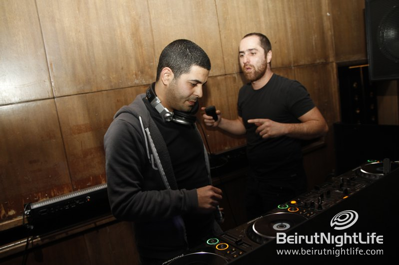 A Saturday Night Spent with Gunther and Ziad at B018
