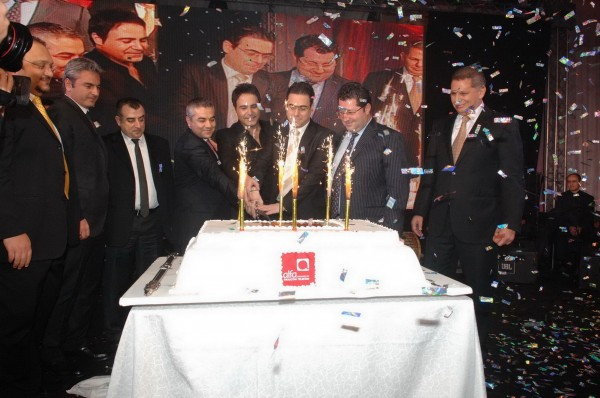 Alfa Celebrates 2011's Achievements and the Start of an Outstanding 2012