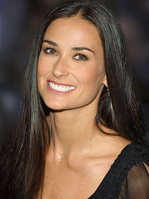 Demi Moore Taken to Hospital for Substance Abuse