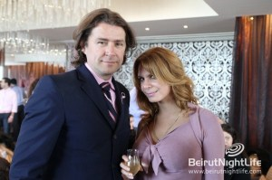 Fredy Pascal, Bringing his Worldly Expertise to Beirut